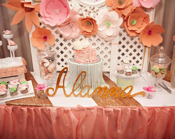 Alanna's 1st Birthday